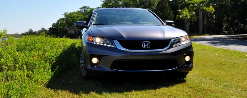 MEGA Road Test Review - 2014 Honda Accord Coupe V6 EX-L Navi With Six-Speed Manual 34