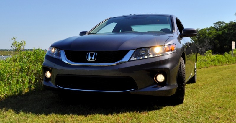 MEGA Road Test Review - 2014 Honda Accord Coupe V6 EX-L Navi With Six-Speed Manual 37