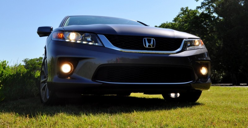 MEGA Road Test Review - 2014 Honda Accord Coupe V6 EX-L Navi With Six-Speed Manual 38