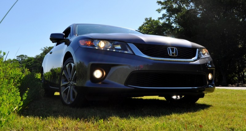 MEGA Road Test Review - 2014 Honda Accord Coupe V6 EX-L Navi With Six-Speed Manual 39