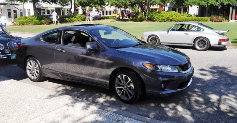 MEGA Road Test Review - 2014 Honda Accord Coupe V6 EX-L Navi With Six-Speed Manual 4