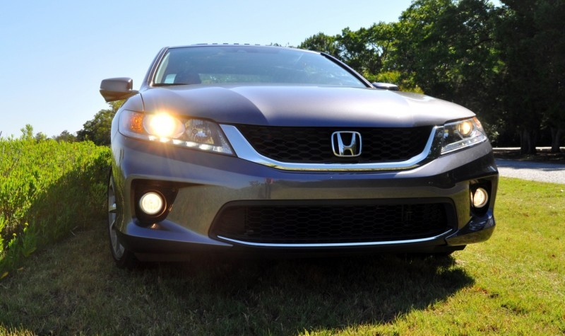 MEGA Road Test Review - 2014 Honda Accord Coupe V6 EX-L Navi With Six-Speed Manual 40