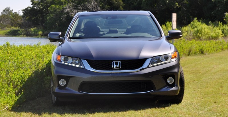 MEGA Road Test Review - 2014 Honda Accord Coupe V6 EX-L Navi With Six-Speed Manual 44
