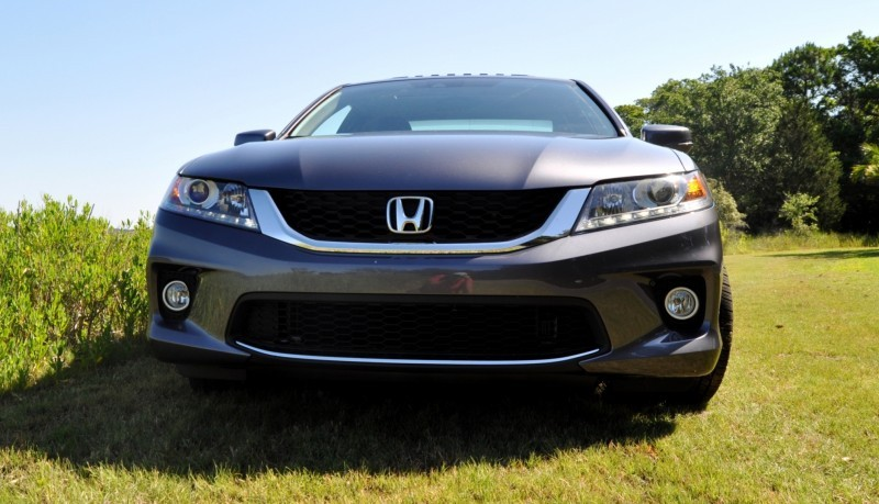 MEGA Road Test Review - 2014 Honda Accord Coupe V6 EX-L Navi With Six-Speed Manual 45