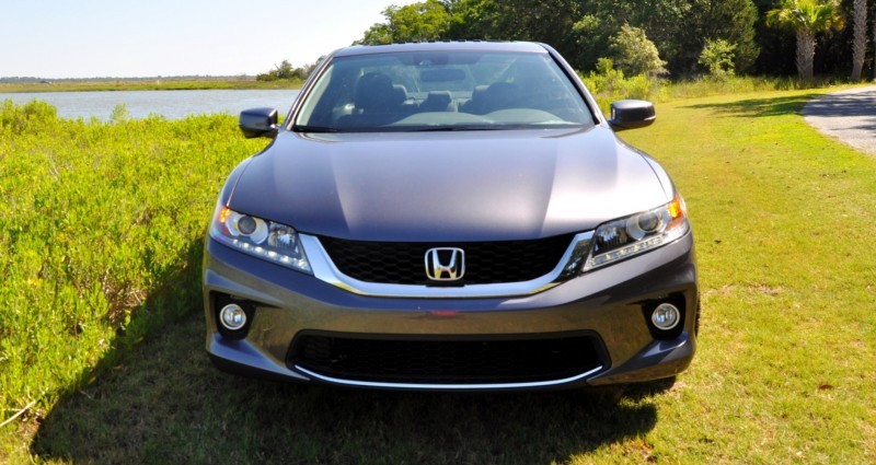 MEGA Road Test Review - 2014 Honda Accord Coupe V6 EX-L Navi With Six-Speed Manual 46