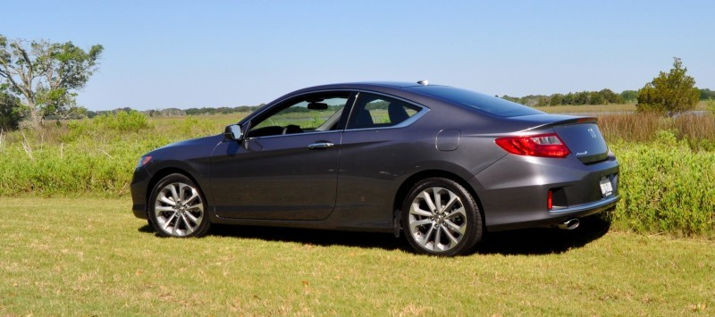 MEGA Road Test Review - 2014 Honda Accord Coupe V6 EX-L Navi With Six-Speed Manual 6