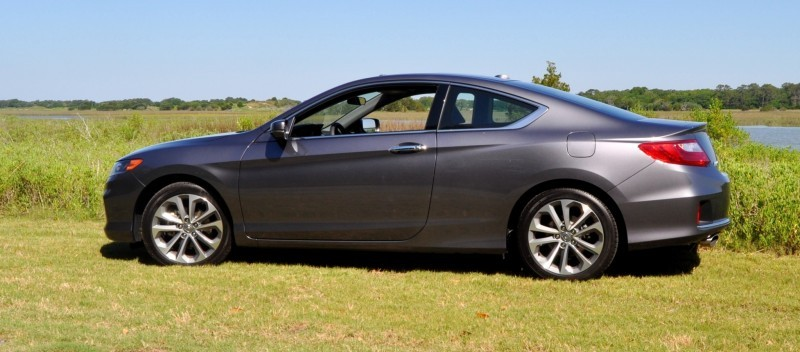 MEGA Road Test Review - 2014 Honda Accord Coupe V6 EX-L Navi With Six-Speed Manual 7