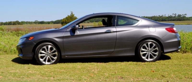 MEGA Road Test Review - 2014 Honda Accord Coupe V6 EX-L Navi With Six-Speed Manual 8