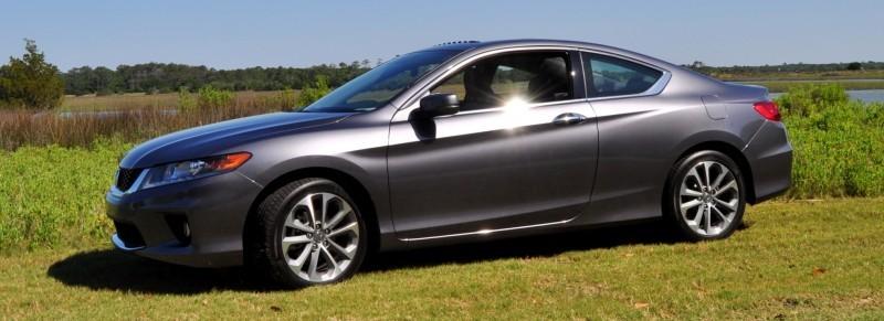 MEGA Road Test Review - 2014 Honda Accord Coupe V6 EX-L Navi With Six-Speed Manual 9