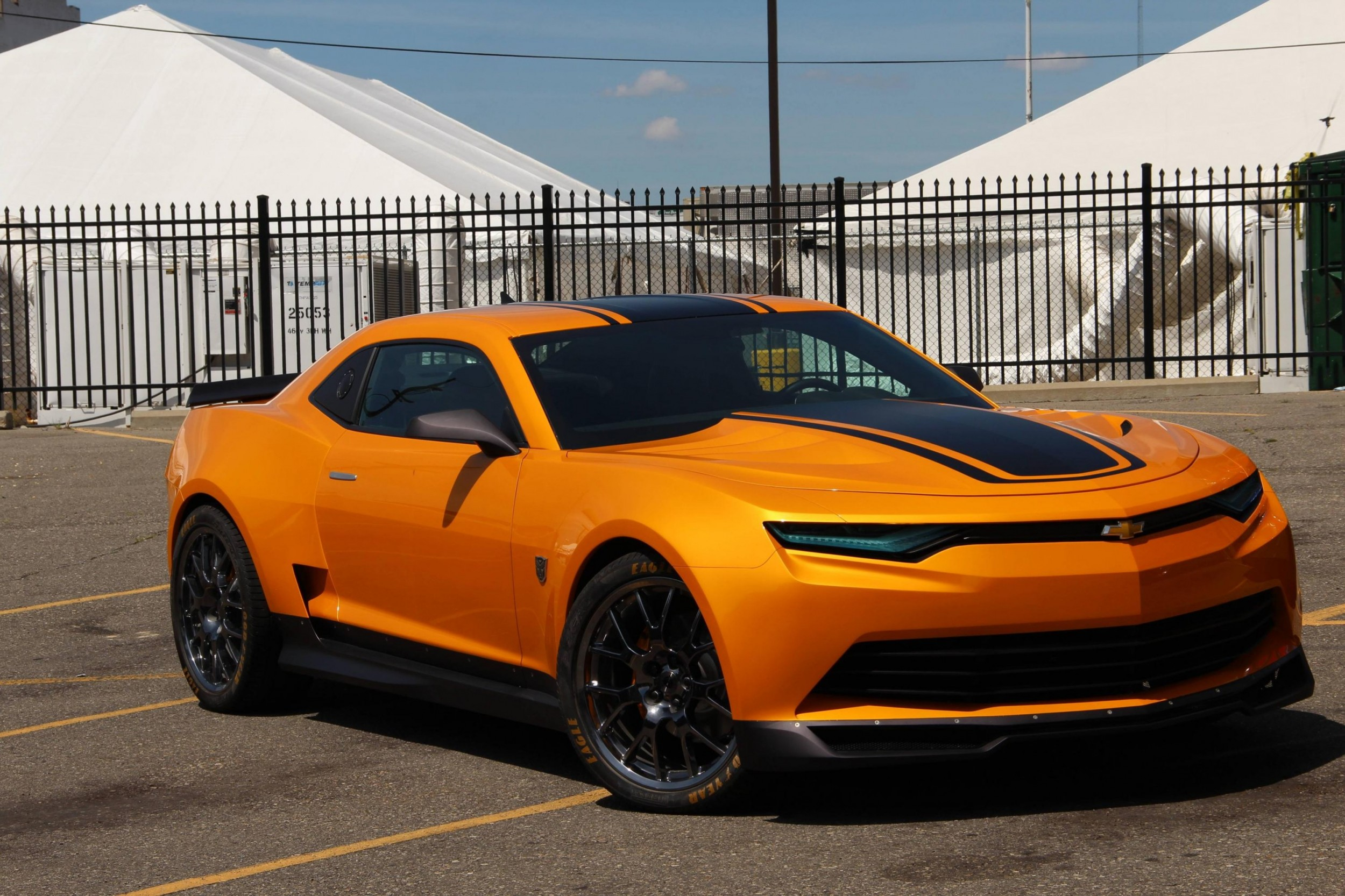 Prediction: Bumblebee Chevrolet Camaro Gone After Transformers4 + Info About 1967 Z/28 and ...