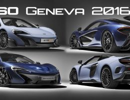 2017 MSO 675LT Spider + Full-Carbon P1 Revealed for Geneva