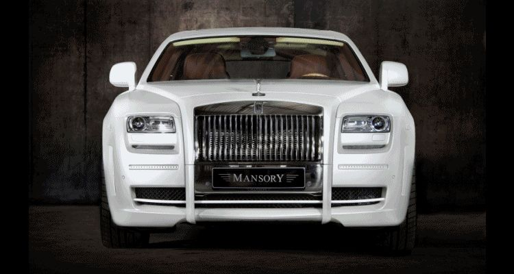 Mansory rolls royce ghosts gif43