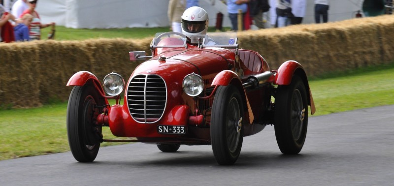 Maserati Goodwood 2014 2