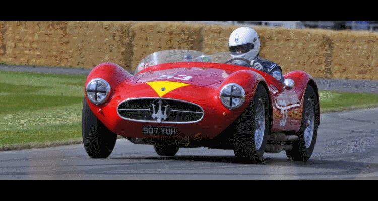 Maserati Goodwood 2014 GIF
