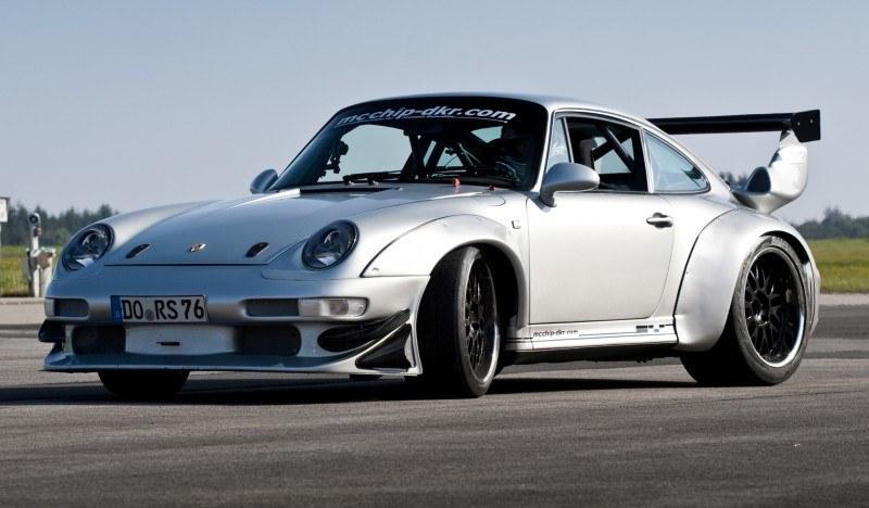 McChip-DKR Porsche 993 GT2 Mc600 1