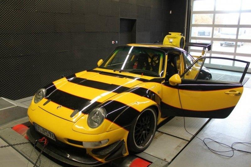 McChip-DKR Porsche 993 GT2 Mc600 15
