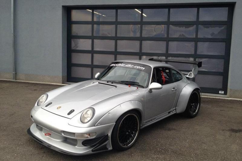 McChip-DKR Porsche 993 GT2 Mc600 26