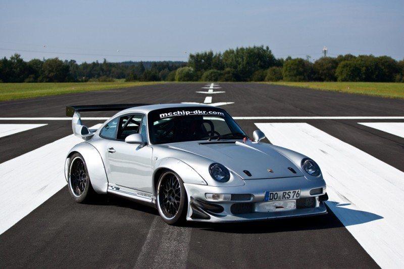 McChip-DKR Porsche 993 GT2 Mc600 32