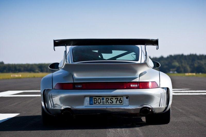 McChip-DKR Porsche 993 GT2 Mc600 34
