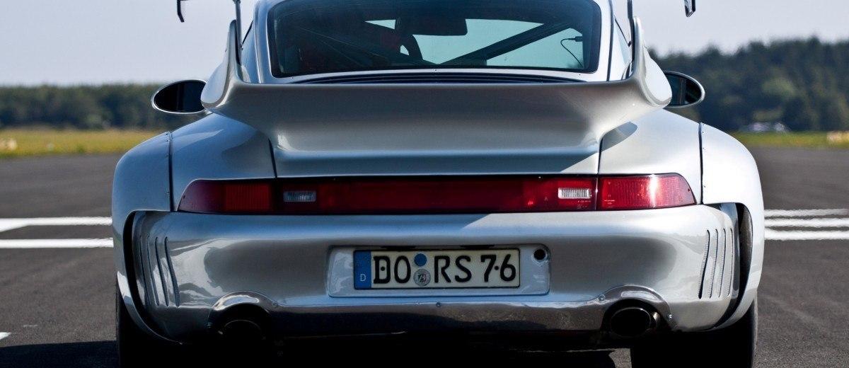 McChip-DKR Porsche 993 GT2 Mc600 6