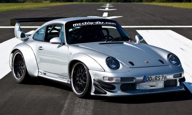 McChip-DKR Porsche 993 GT2 Mc600 7