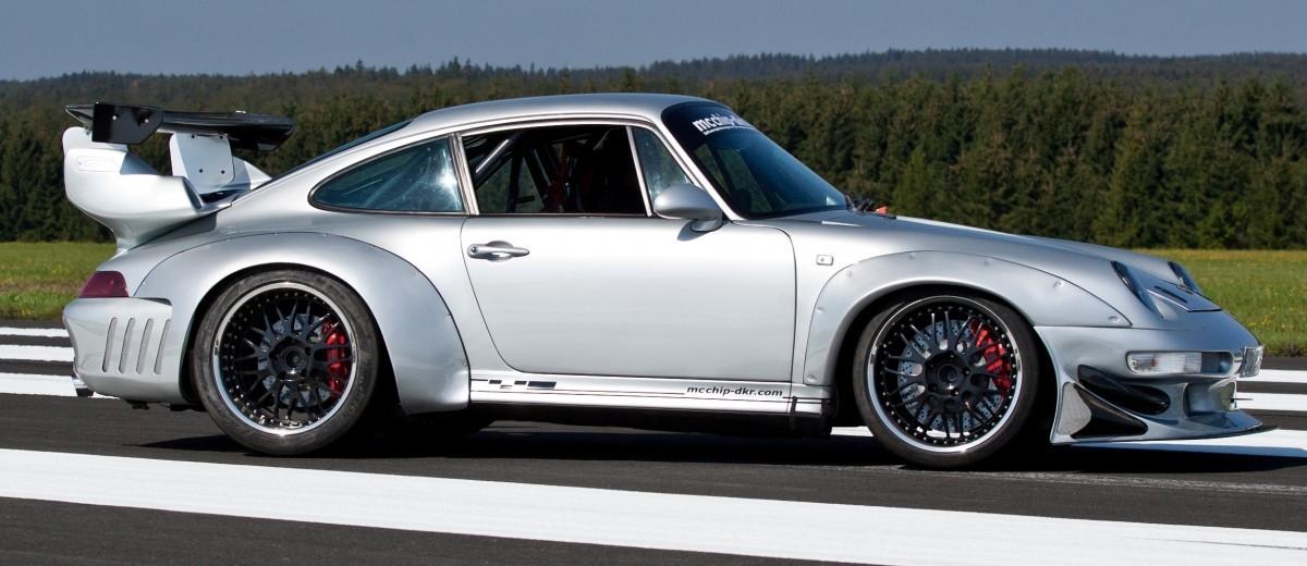 McChip-DKR Porsche 993 GT2 Mc600 8