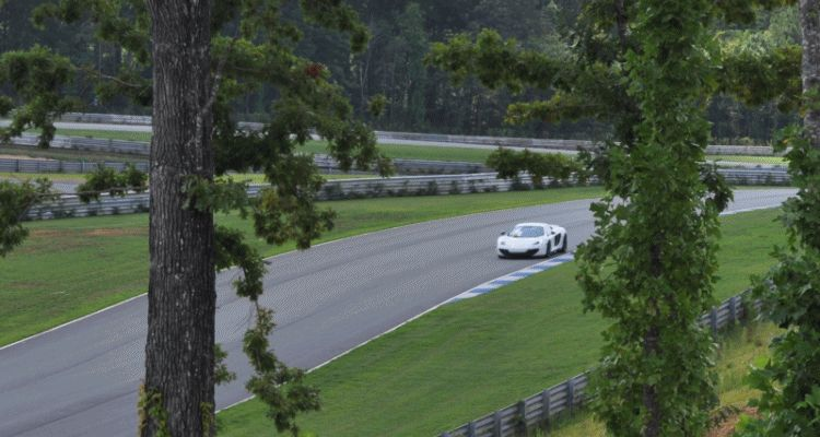 McLaren 12C gIF 1