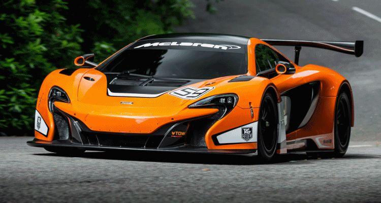 McLaren 650S GT3 gif header