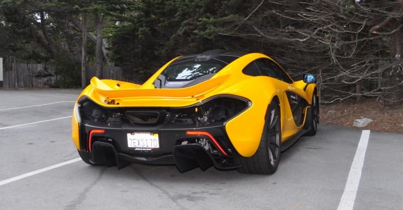 McLaren P1 Mission Monterey is Million Dollar 24-Hour Marketing Brilliance 1
