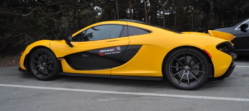 McLaren P1 Mission Monterey is Million Dollar 24-Hour Marketing Brilliance 11
