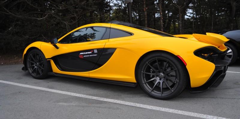 McLaren P1 Mission Monterey is Million Dollar 24-Hour Marketing Brilliance 12