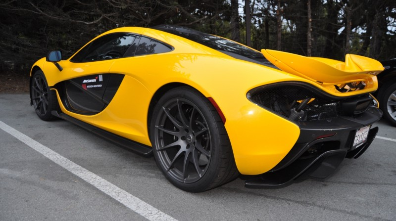 McLaren P1 Mission Monterey is Million Dollar 24-Hour Marketing Brilliance 13