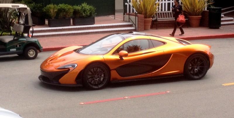 McLaren P1 Mission Monterey is Million Dollar 24-Hour Marketing Brilliance 16