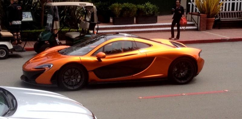 McLaren P1 Mission Monterey is Million Dollar 24-Hour Marketing Brilliance 17