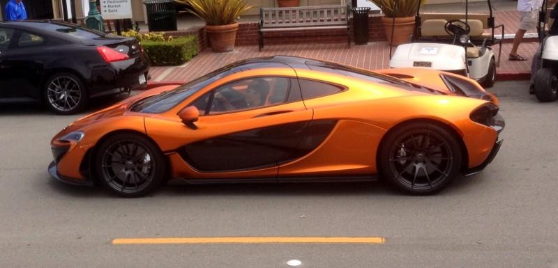 McLaren P1 Mission Monterey is Million Dollar 24-Hour Marketing Brilliance 18