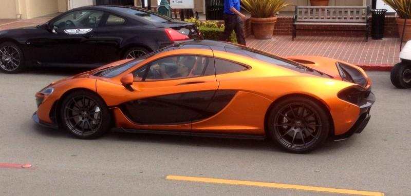 McLaren P1 Mission Monterey is Million Dollar 24-Hour Marketing Brilliance 19