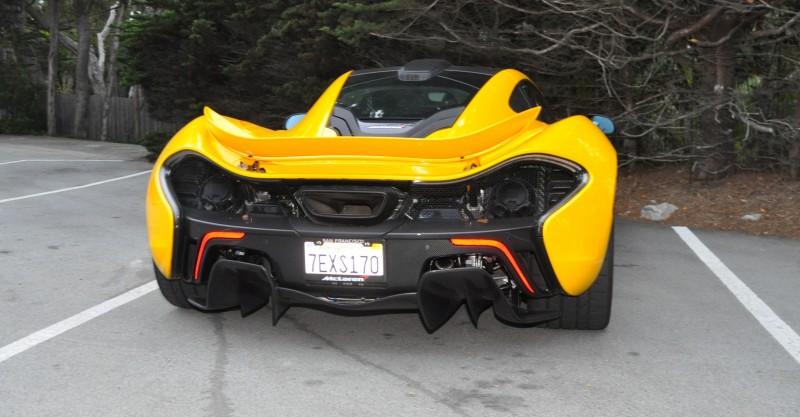 McLaren P1 Mission Monterey is Million Dollar 24-Hour Marketing Brilliance 2
