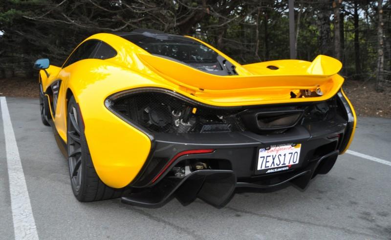 McLaren P1 Mission Monterey is Million Dollar 24-Hour Marketing Brilliance 4