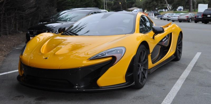 McLaren P1 Mission Monterey is Million Dollar 24-Hour Marketing Brilliance 5
