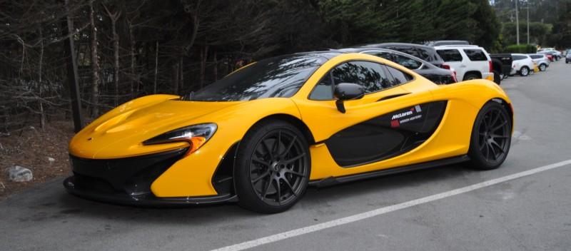 McLaren P1 Mission Monterey is Million Dollar 24-Hour Marketing Brilliance 7