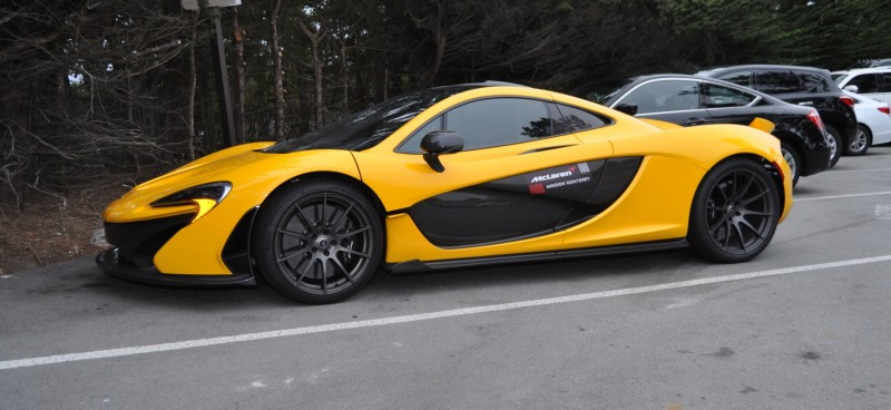 McLaren P1 Mission Monterey is Million Dollar 24-Hour Marketing Brilliance 8