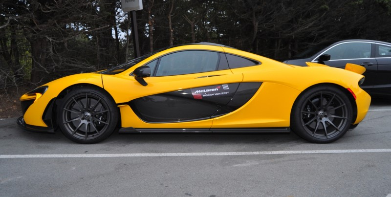 McLaren P1 Mission Monterey is Million Dollar 24-Hour Marketing Brilliance 9