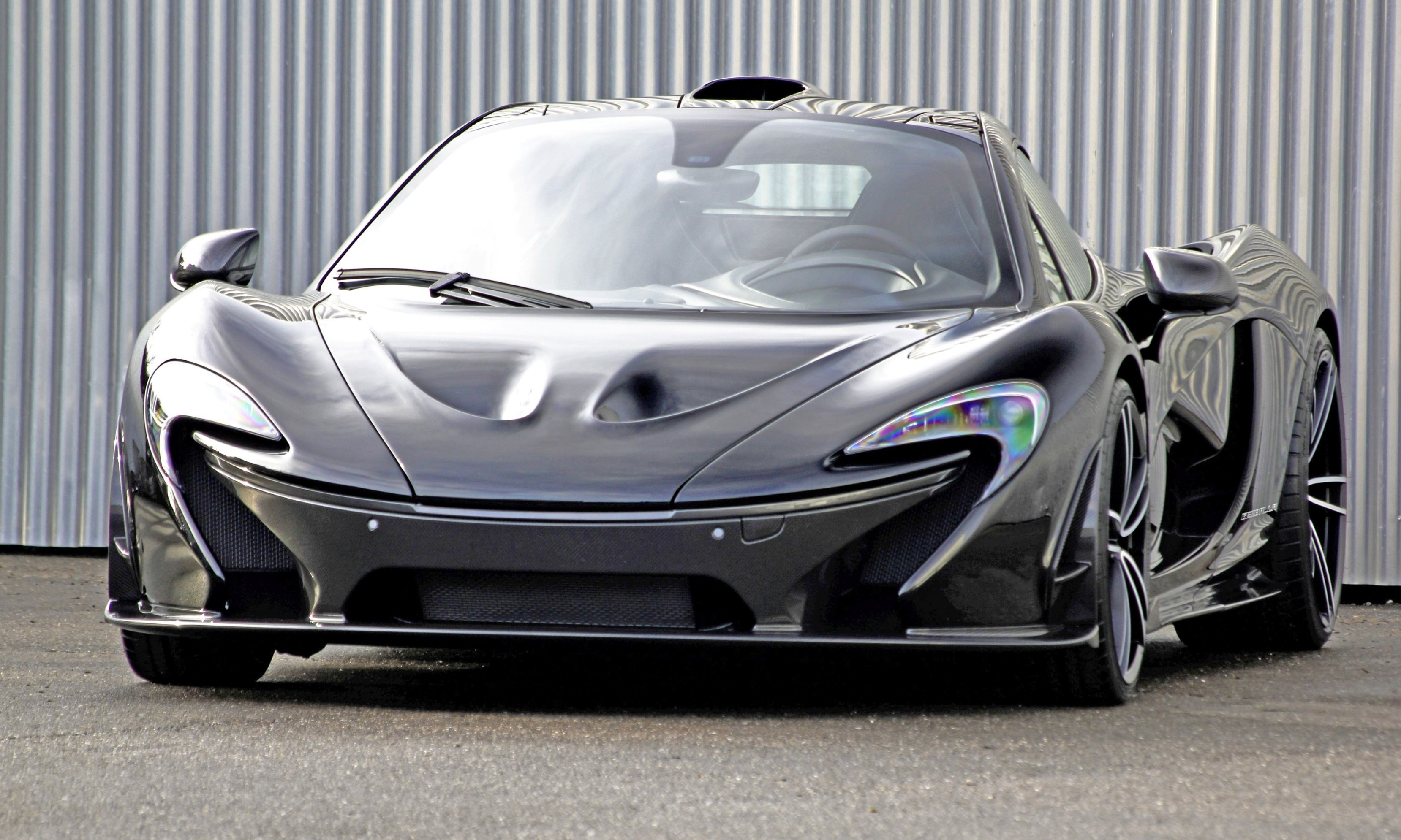 Mclaren On Gemballa Gforged One Wheels Specially Designed For