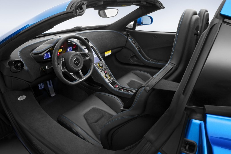 McLaren Special Operations Confirms Pebble Beach Debut of MSO 650S Spider and MSO P1 10