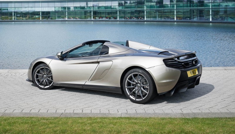 McLaren Special Operations Confirms Pebble Beach Debut of MSO 650S Spider and MSO P1 17