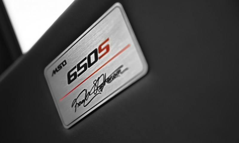 McLaren Special Operations Confirms Pebble Beach Debut of MSO 650S Spider and MSO P1 18