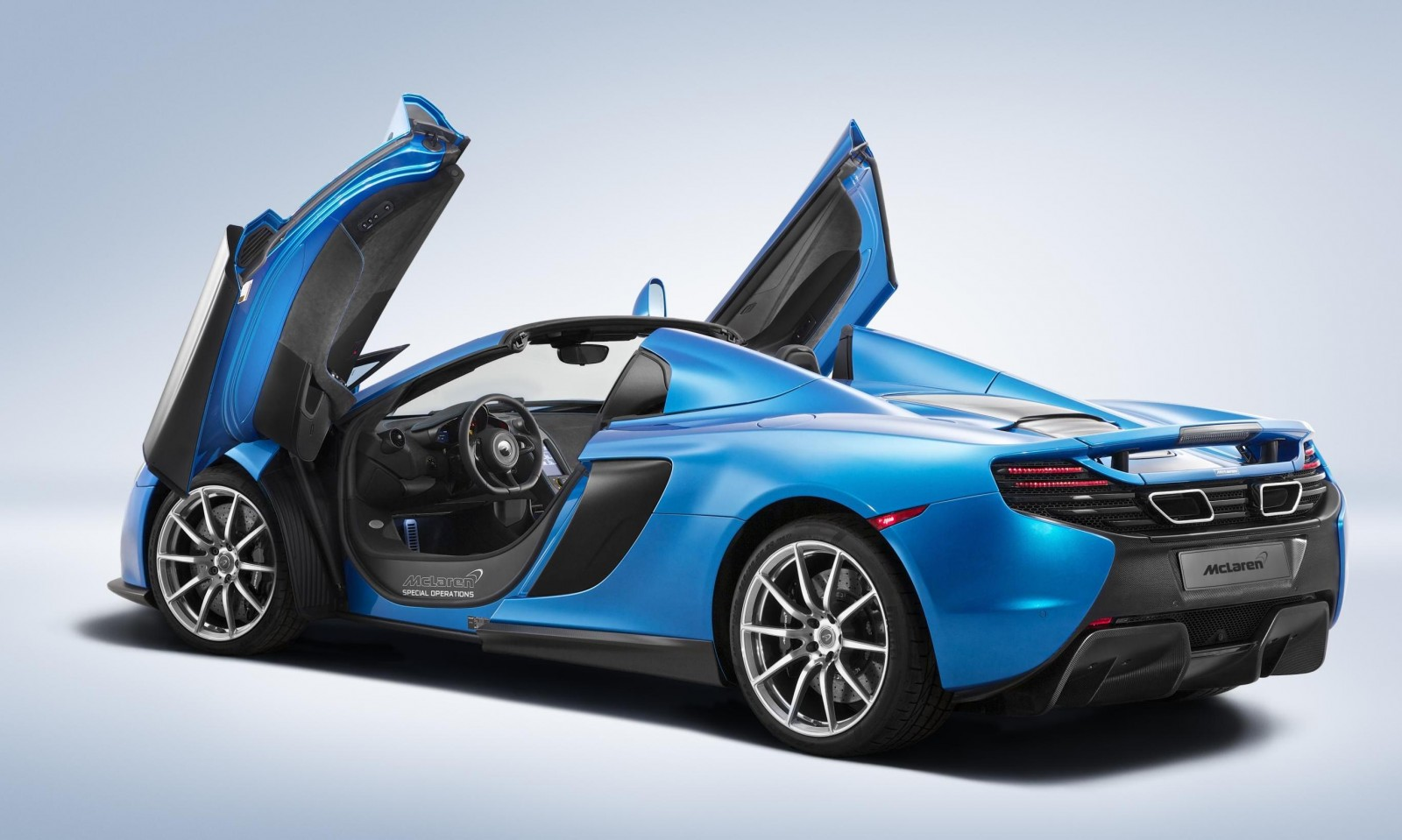McLaren Special Operations Confirms Pebble Beach Debut of MSO 650S Spider and MSO P1 9