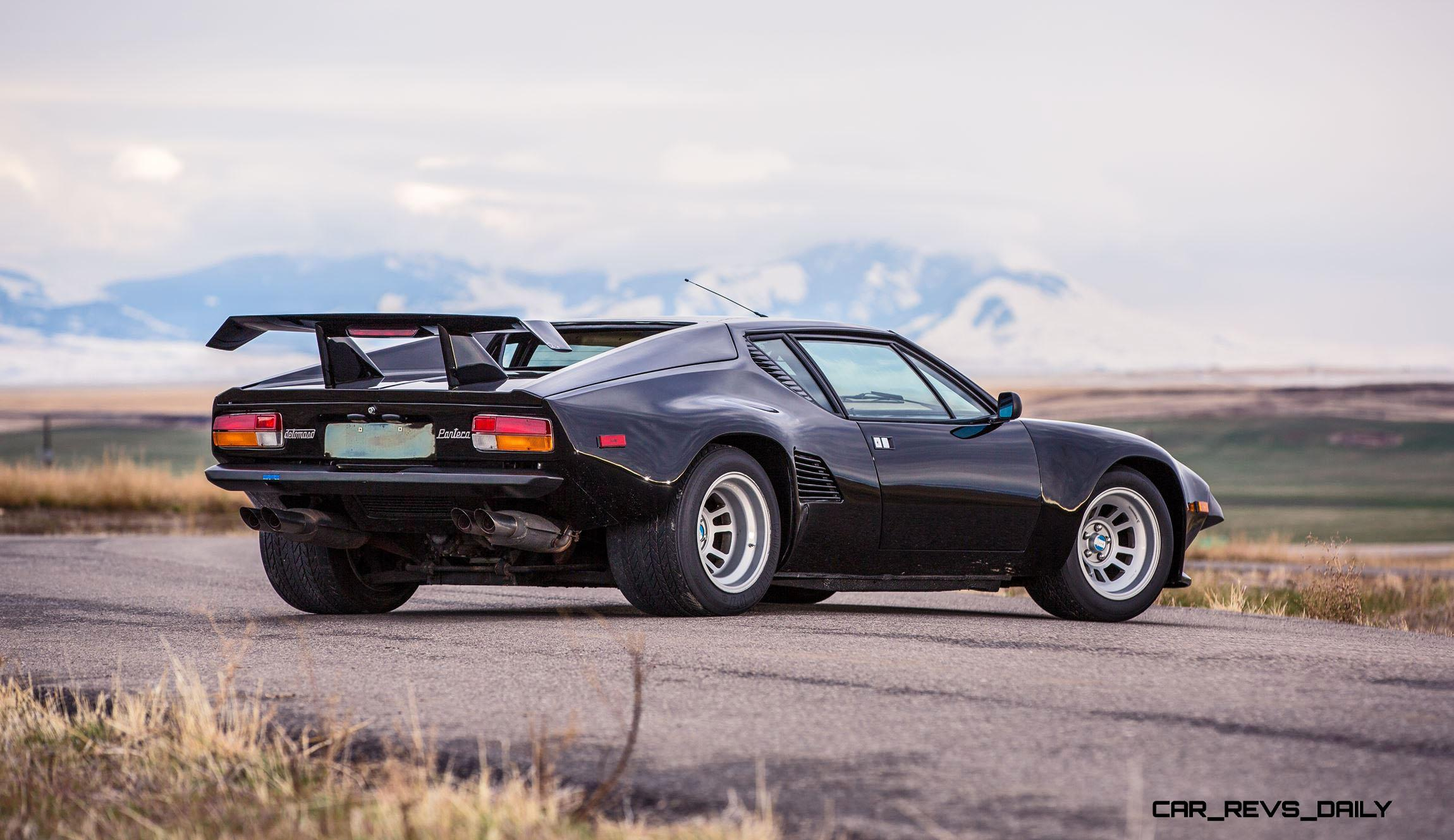 1987 Detomaso Pantera Gt5 S Mecum Kissimmee 2016 Preview