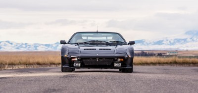 Mecum Kissimmee 2016 Preview 1987 DETOMASO PANTERA GT5-S 24