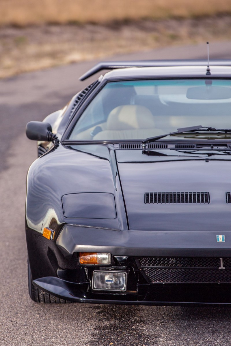 Mecum Kissimmee 2016 Preview 1987 DETOMASO PANTERA GT5-S  29